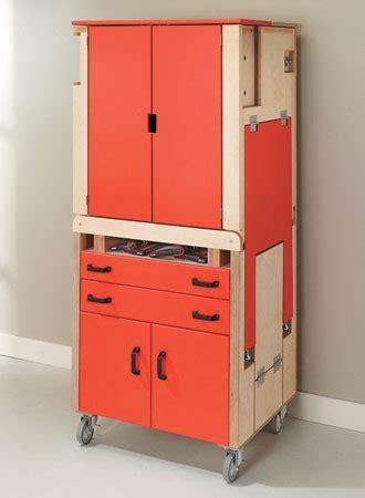 router bit cabinet woodsmith plans folding workshop woodsmith plans