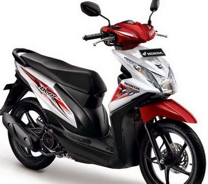 Pcx 2018 Depok by Daftar Harga Motor Matic Honda Semua Type Terbaru Bulan
