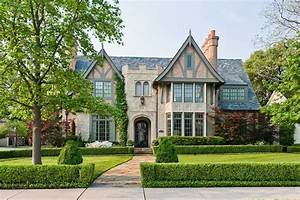 Tudor style homes – fascinating and romantic house ...