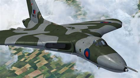 flight avro vulcan  mk ongoing previews