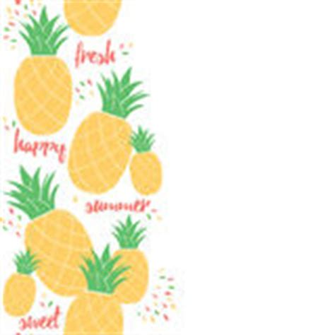 poster template pineapple stock vector illustration of card 26513375