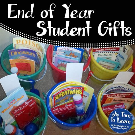 fun gifts for students during student teaching a end of year gift idea a turn to learn