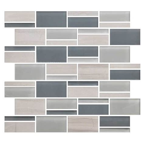american olean mosaic tile colors american olean color appeal blends c141 sea cliff blend