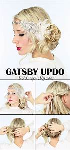 The perfect Gatsby Hairstyles for your 1920 flapper girl ...