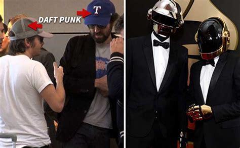 Daft Punk sem capacetes? Site divulga foto da dupla ...