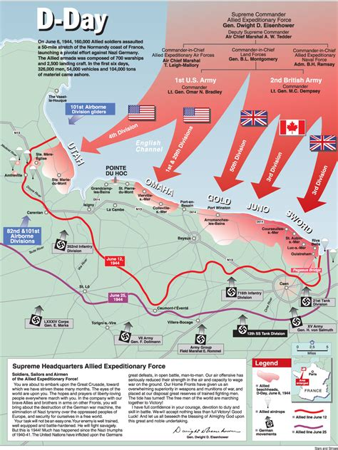 infographics   day normandy landings