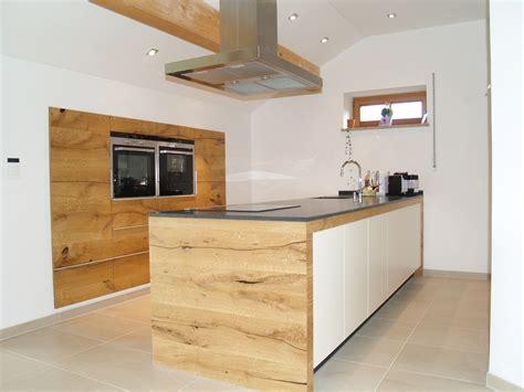 moderne küchen aus massivholz massivholz k 252 che aus donau eiche schreinerk 252 che k 252 chen aus der schreinerei hermann eder www