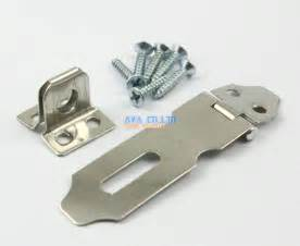 parts of kitchen faucet 8 pieces cupboard toolbox metal safety padlock door hasp