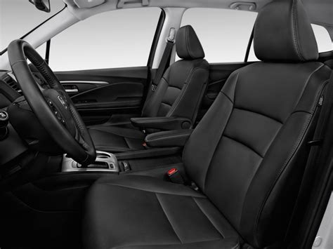 Image 2017 Honda Pilot Exl Awd Front Seats, Size 1024 X