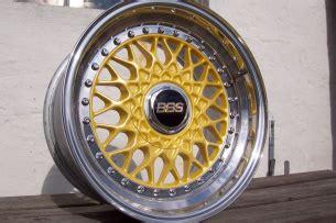 bbs rs    gold  teilig  automarkt vau