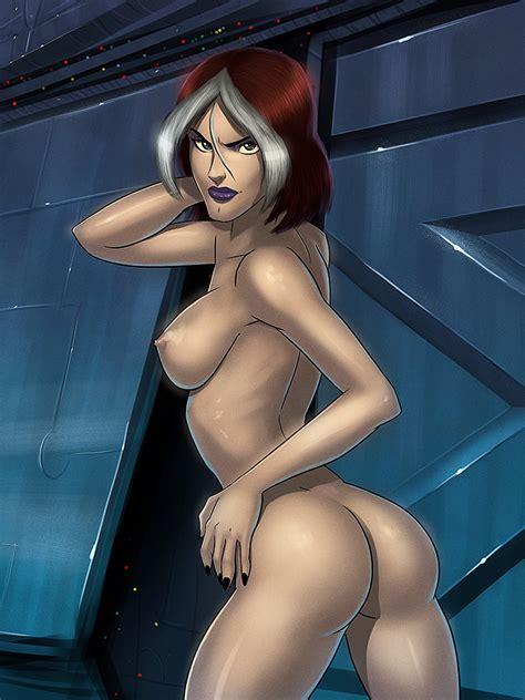 Rule 34 1girl Anus Ass Dat Ass Female Marvel Nude Rogue