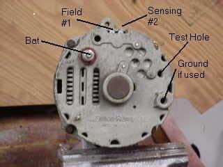 ford  wiring schematic yesterdays tractors