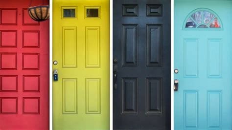 How to Choose the Best Front Door Color   Angie's List