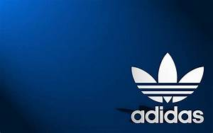 Adidas Logo Wallpaper ·①
