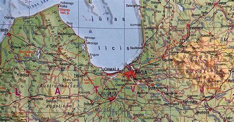 Tests: Vari pareizi atzīmēt kartē 10 lielākās pilsētas ...