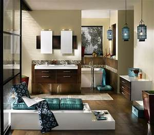 Une Dco Zen Pour Une Salle De Bains Minimaliste Design