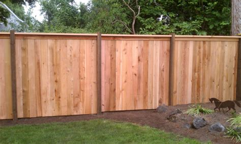 treated fencing capital lumber