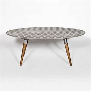 Table Basse Vintage Bois : 16 superbes tables basses vintage ~ Melissatoandfro.com Idées de Décoration