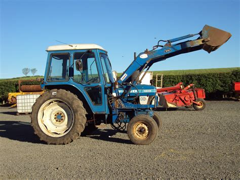 Ford 4610  Tractor & Construction Plant Wiki The