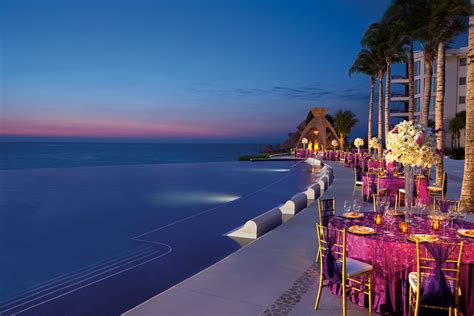 weddings  dreams riviera cancun resort spa