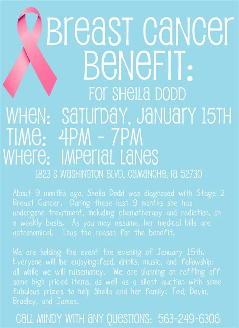 Permalink to Breast Cancer Flyer