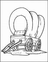 Gypsy Caravan Coloring sketch template