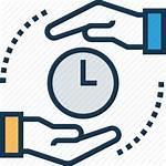 Icon Duration Borrow Icons Take Estimation Kheer