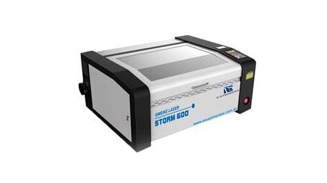 Máquina De Corte E Gravação A Laser Storm 600