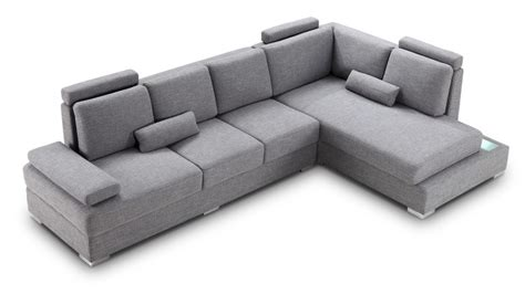 canapé d angle avec banc canapé d 39 angle en tissu low mobilier moss