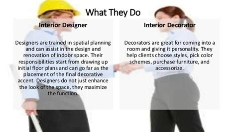 what does an interior designer do supplemental slideshow for q a what is an interior