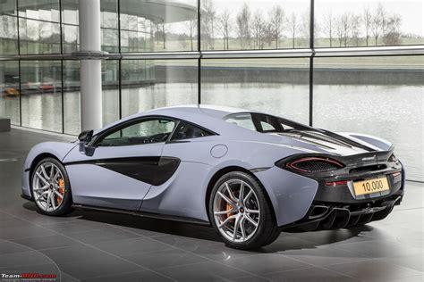 Mclaren Sold Nearly As Many Cars As Lamborghini In 2016