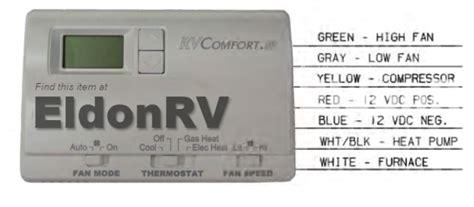 Thermostat Digital Wire For Coleman Mach Heat