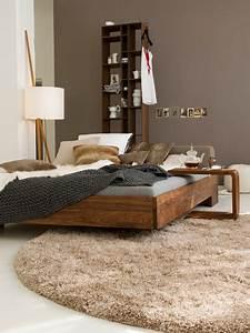 Schöner Wohnen Farbe Schlafzimmer : anthrazit dunkelgr n aubergine dunkle wandfarben grau muss nicht trist sein sch ner ~ Sanjose-hotels-ca.com Haus und Dekorationen