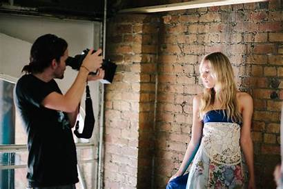 Ryan Behind Scenes Shoot Muirhead Female Photographs