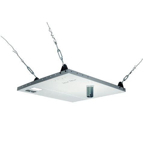Projector Mount Drop Ceiling Kit by Peerless Heavy Duty Variable Position Suspended Ceiling