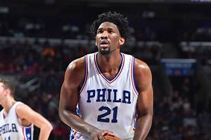 Joel Embiid Ruled Out for Season with Knee Injury | Boosh ...