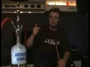 Shisha Selber Bauen : absolut vodka 4 5 l shisha selbst bauen custom bowl youtube ~ Eleganceandgraceweddings.com Haus und Dekorationen