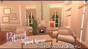 Blush, Farm, House, Mini, Mansion