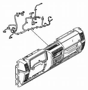 2007 Jeep Wrangler Wiring  Instrument Panel  Windows