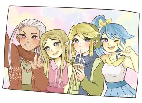 {botw} Princess Zelda (part Three