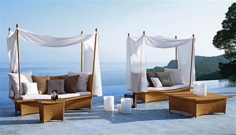patio furniture 20 luxurious styles for serious lounging