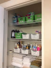 bathroom organization ideas bathroom closet organization tips organized for
