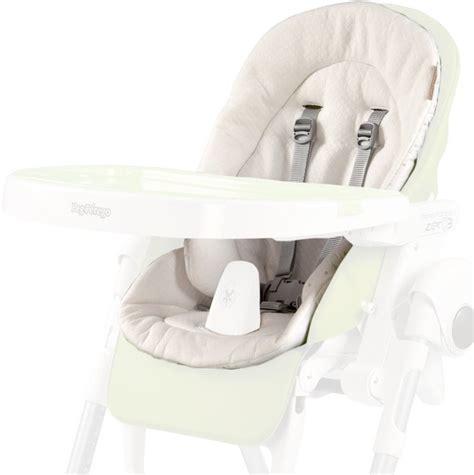 Chaise Haute Siesta De Peg Pérego peg p 195 rego coussin r 195 ducteur pour chaise haute blanc