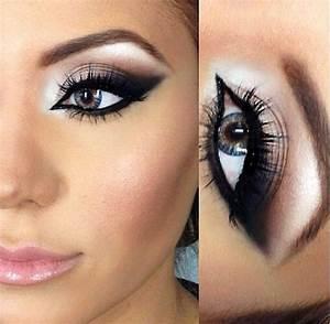 Dramatic cat eye | Makeup & Beauty | Pinterest