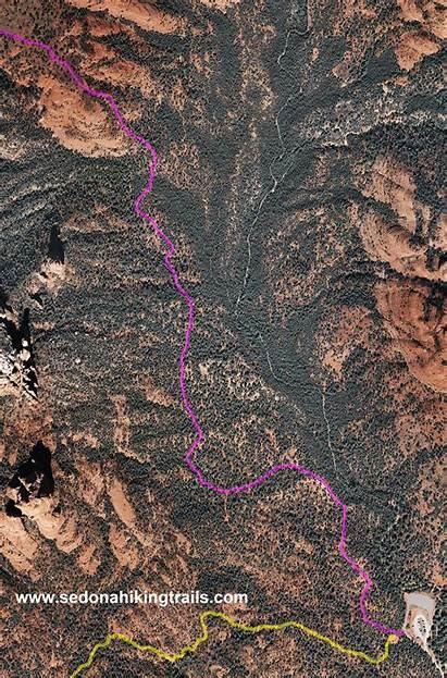 Trail Brins Mesa Enlarge Hiking Sedona Cropped