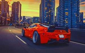 Red Ferrari background Wallpapers HD Cars Wallpapers HD