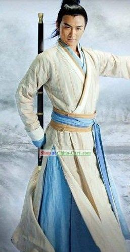 Traditional Japanese Clothing for Men | ancient chinese knight clothing for men view the ...