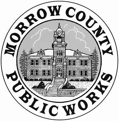 Works Department Morrow County Transparent Clipart Oregon
