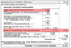 Unterhalt Kind Berechnen 2015 : steuerbescheid pr fen ~ Themetempest.com Abrechnung