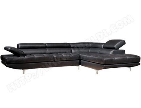 canape noir pas cher photos canapé d 39 angle cuir noir pas cher